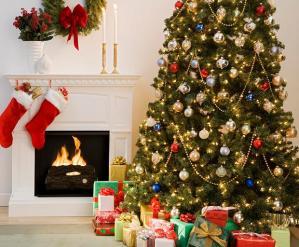Christmas Tree Sap on Carpet